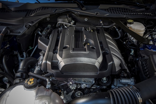 ford mustang 2017 specs