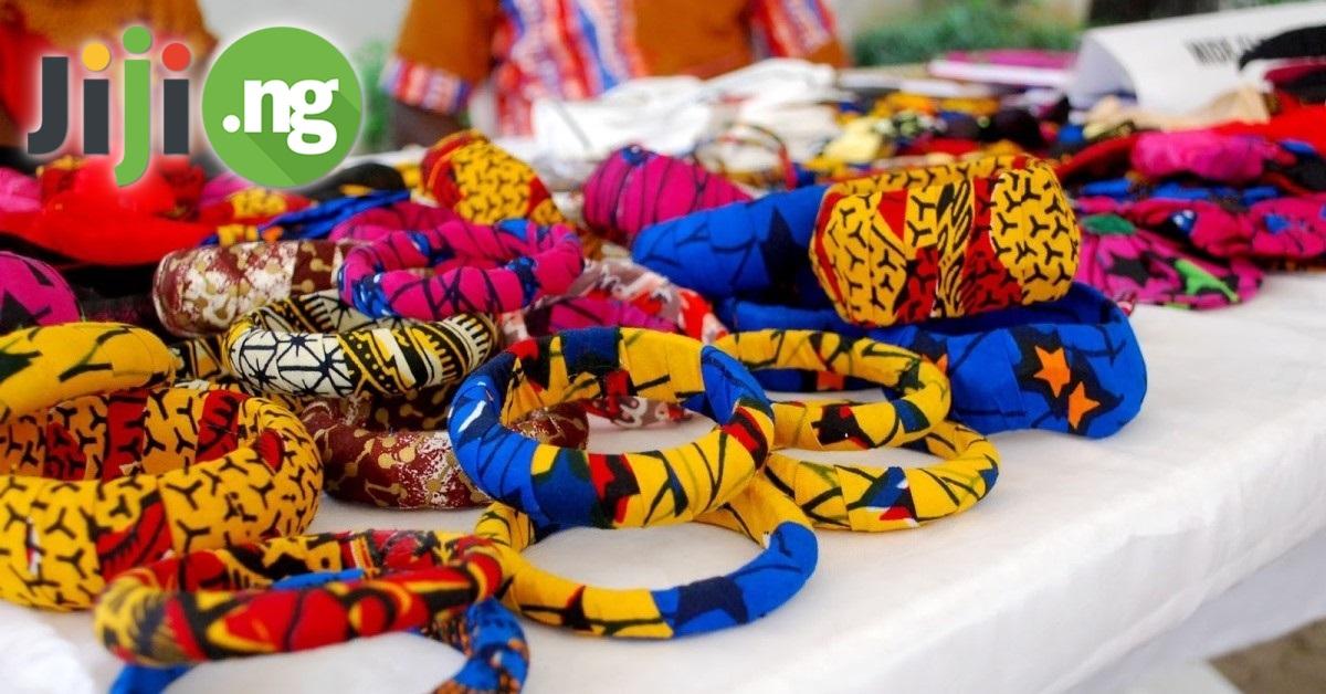 Ankara Accessories Designs