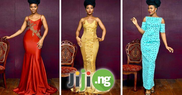 dinner gowns in nigeria 2018