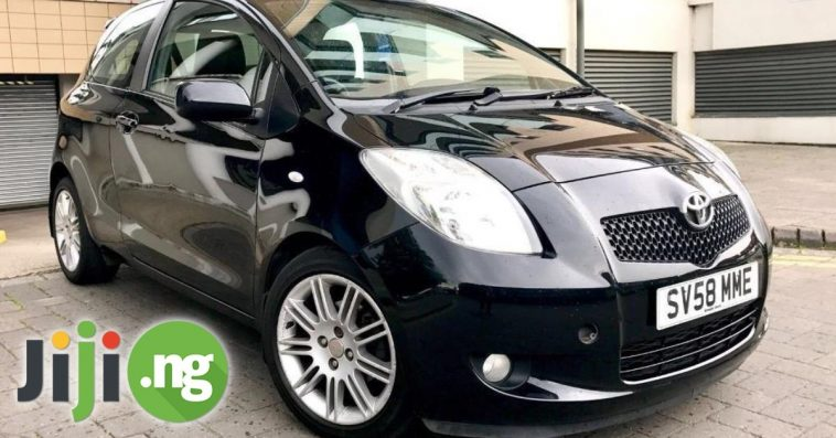Toyota Yaris 2008 review