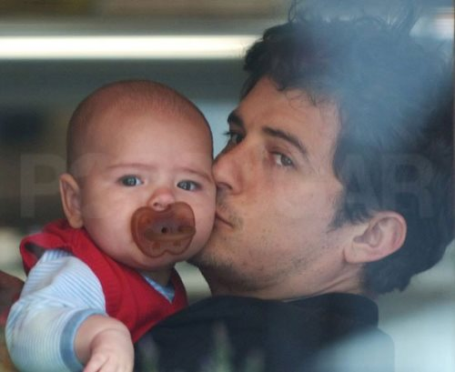 orlando bloom fathers day