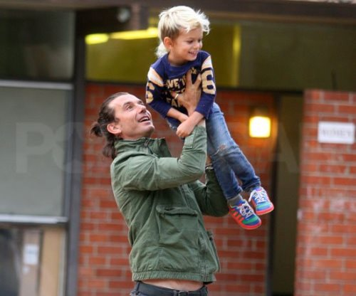 gavin rossdale fathers day