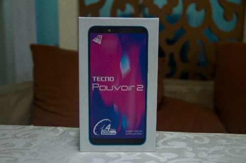 Tecno Launches The Tecno Pouvoir 2! Check Out Price And
