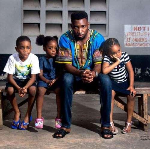Timi Dakolo fathers day