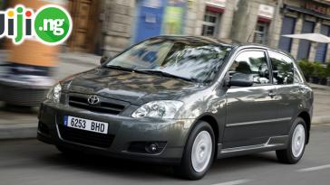 2006 Toyota Corolla specs