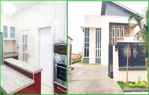 victor moses house in lagos