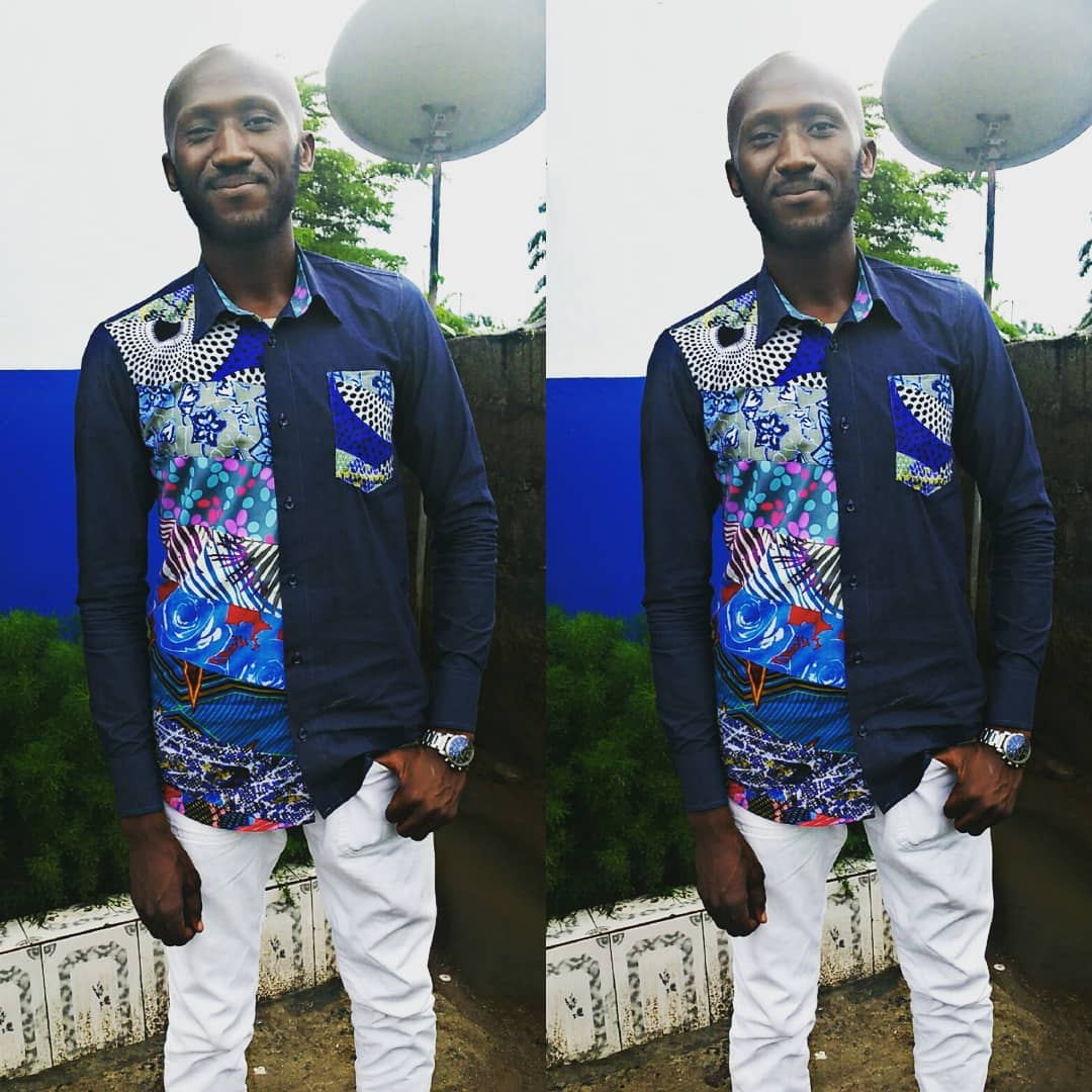 beautiful ankara styles for men