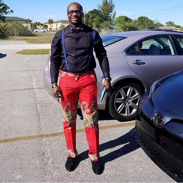 boys african wear