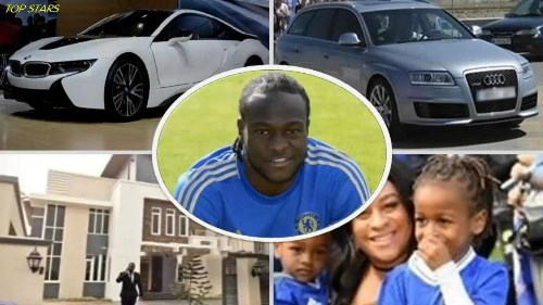 victor moses cars