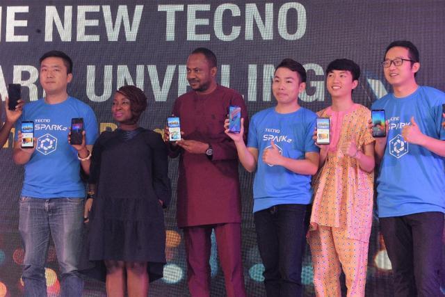 Tecno Launches The Tecno Spark 2   Jiji Blog