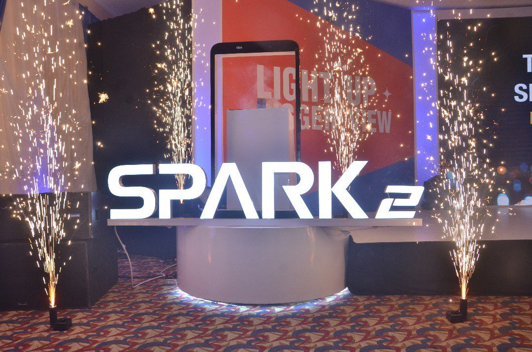 Tecno Launches The Tecno Spark 2 | Jiji Blog