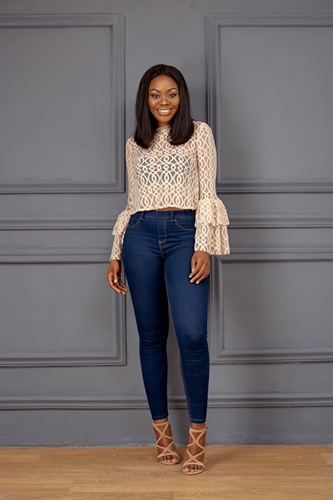 nigerian lace blouses