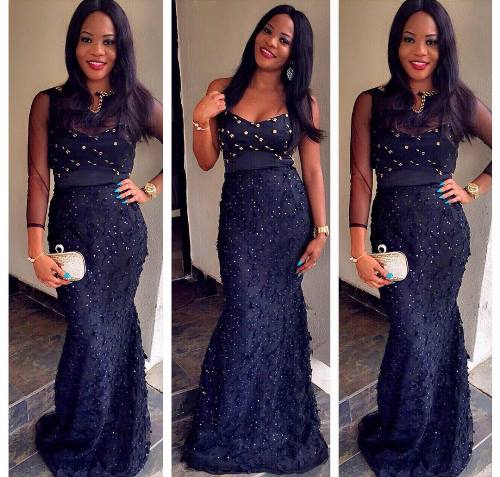 french lace Aso Ebi styles 2017