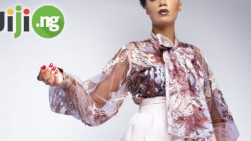 nigerian lace blouse styles
