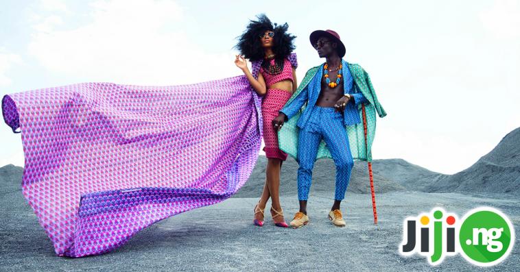 Yoruba dressing