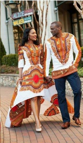 african attire for couples