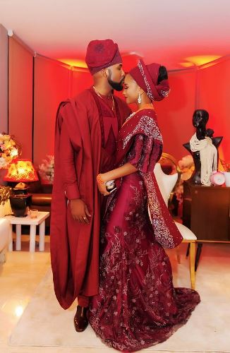 african wear for couples