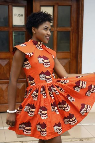 modern Nigerian dress styles