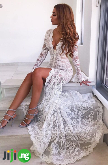 white lace styles