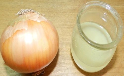 how to make onion oil for hair growth