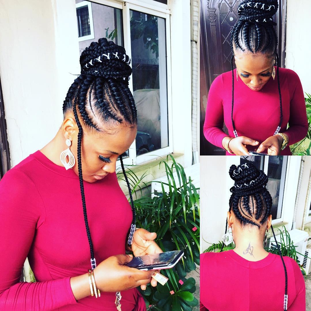 Latest Ghana Weaving Hairstyles In Nigeria | Jiji Blog