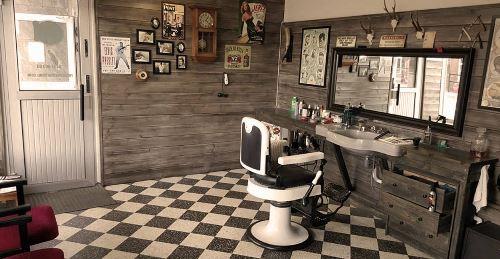 list of barbing salon equipment