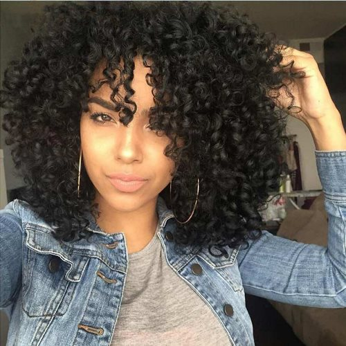 curly human hair wigs