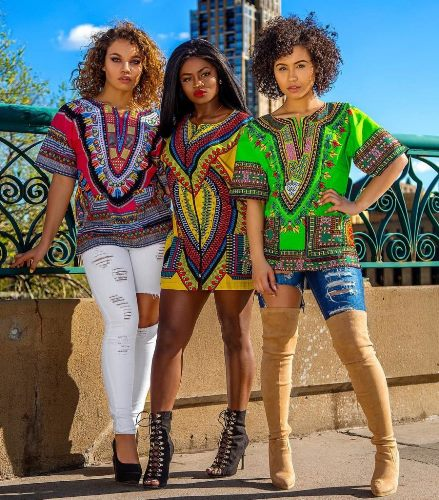 dashiki styles for ladies