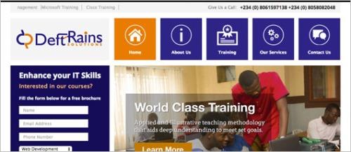 it training in nigeria