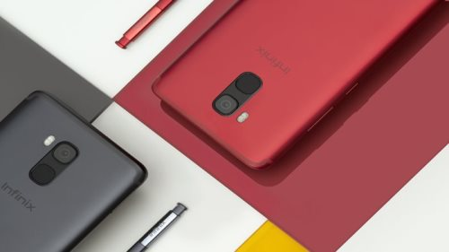 infinix note 5 stylus specifications