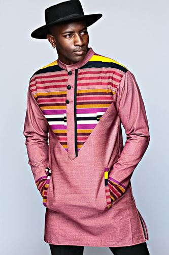 kente styles for men