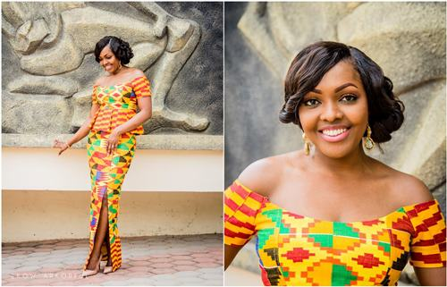 kente dress designs