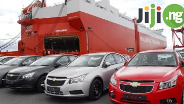 foreign used cars for sale in nigeria