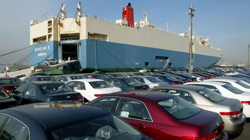 cost of shipping a car from usa to nigeria