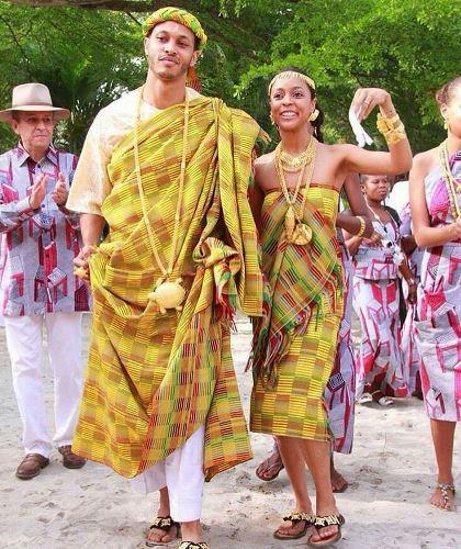 ghana kente styles