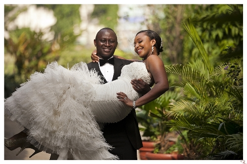 cost of wedding in nigeria