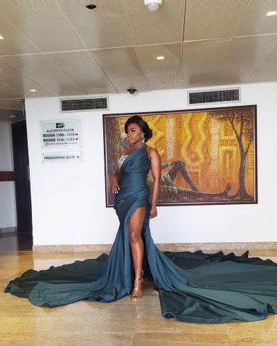 AMVCA 2018 red carpet pics