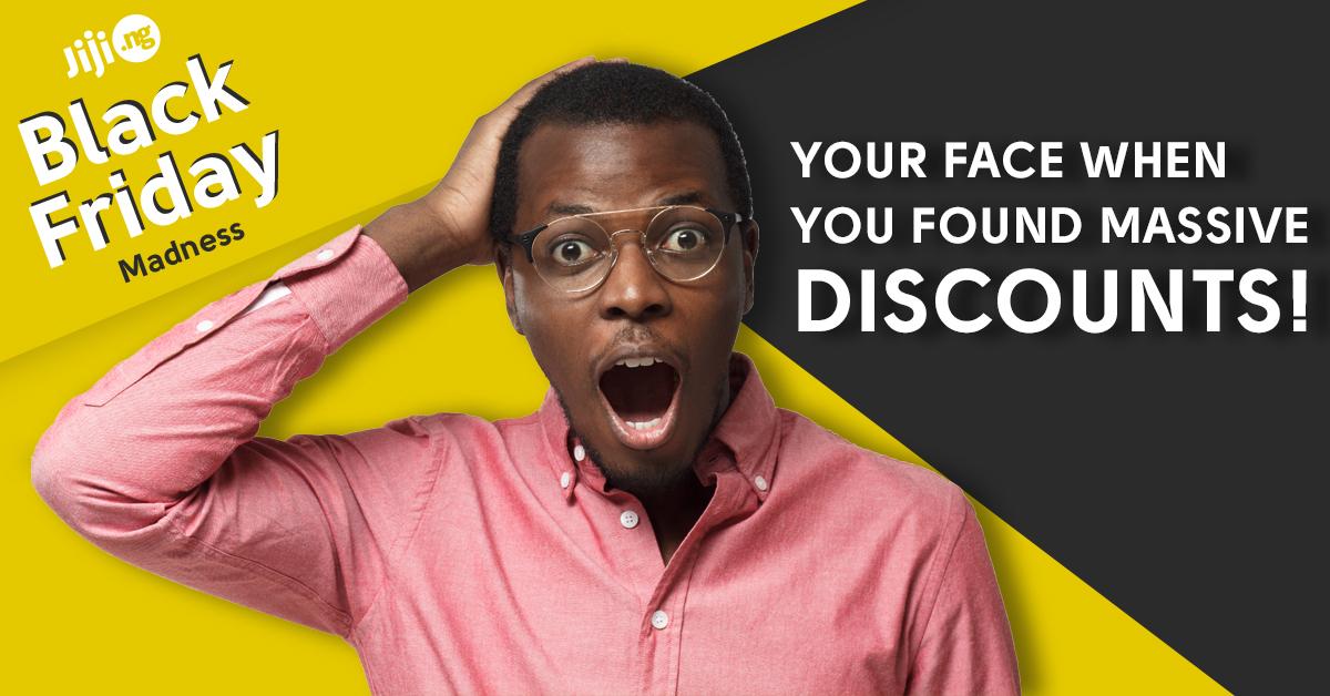 Black Friday discounts