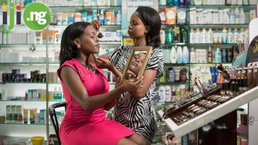 Cosmetic business in Nigeria