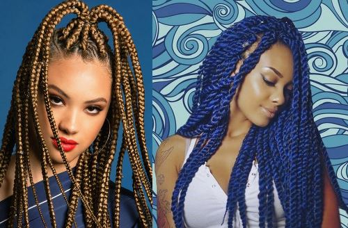 hair attachments for braids