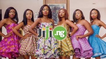 ankara short straight gowns