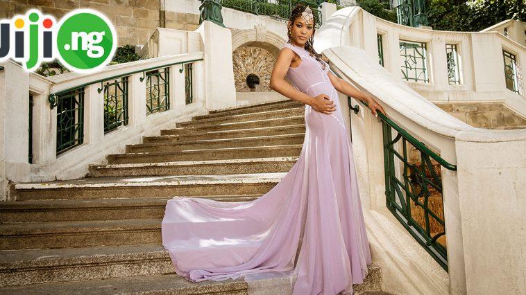 chiffon gown styles