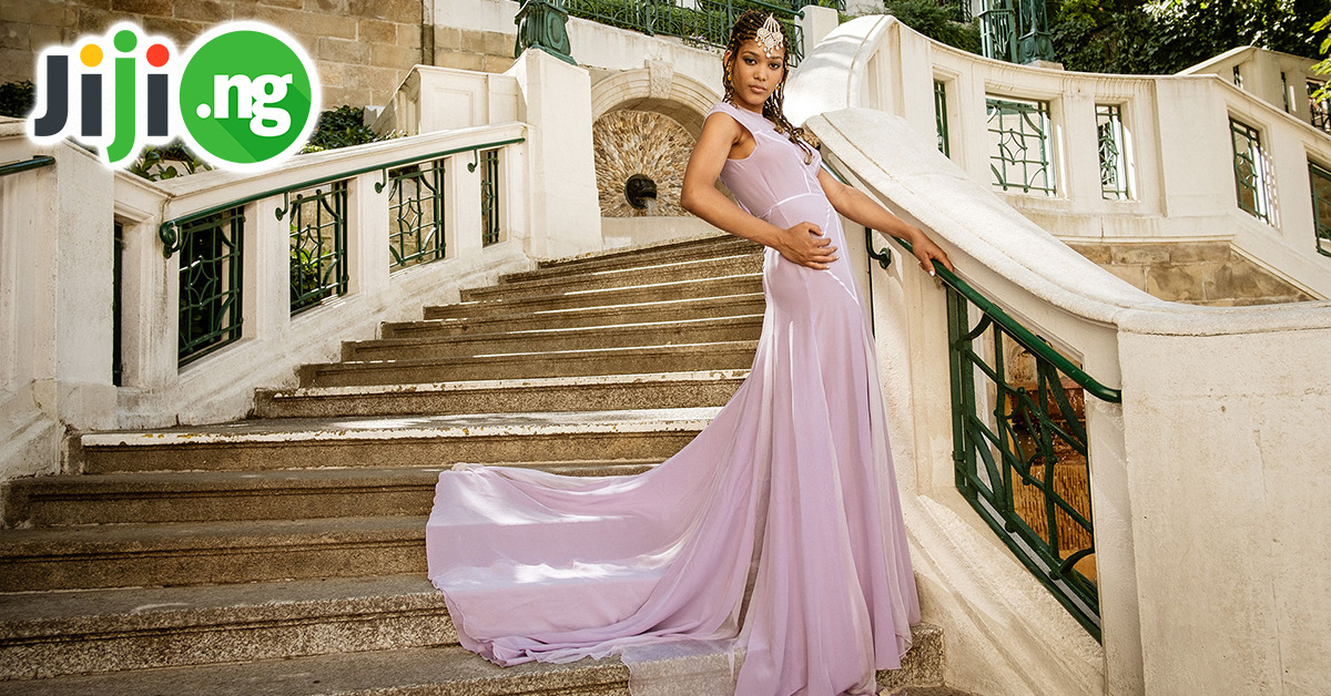 chiffon gown styles