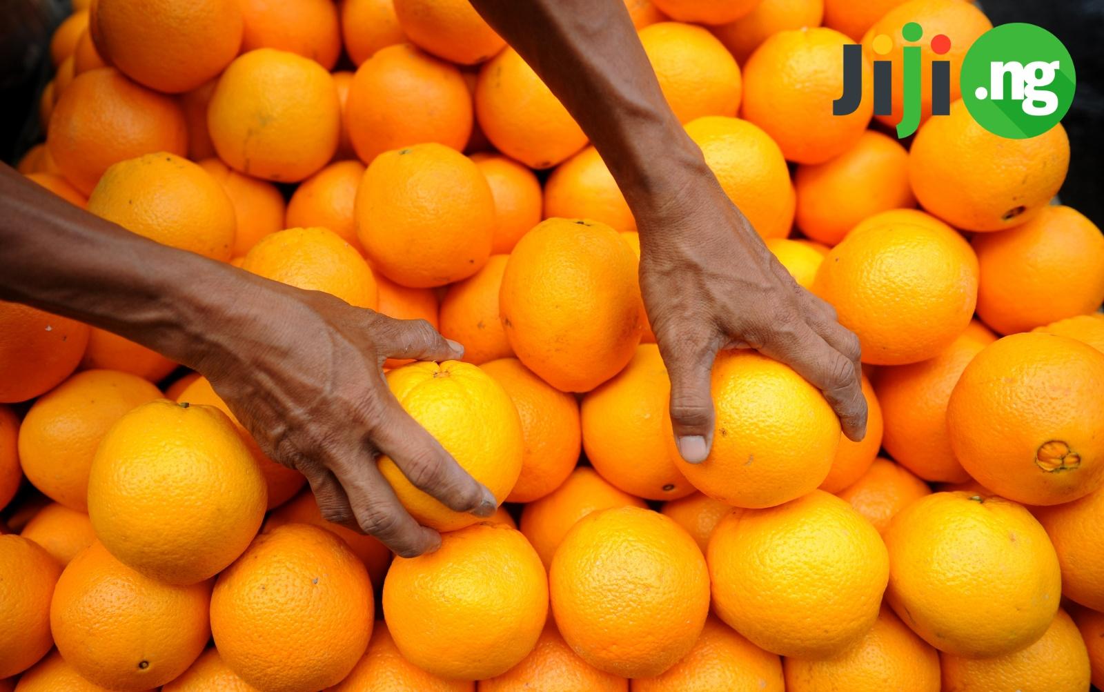 orange fruit benefits