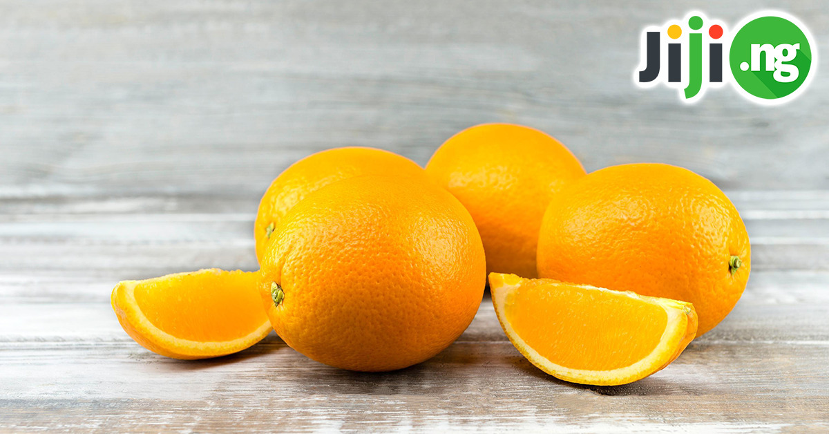 orange fruit benefits