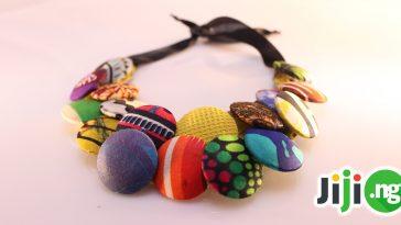 how to make ankara accessories