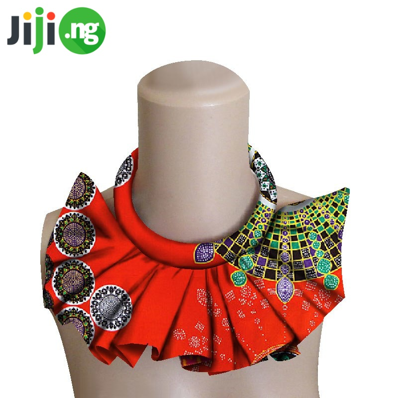 how to make ankara accessories