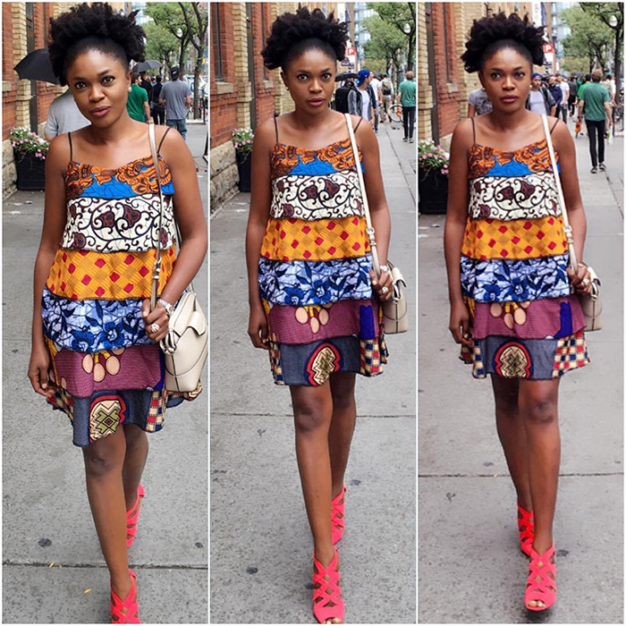 Ankara Dress to Buy on Black Friday
