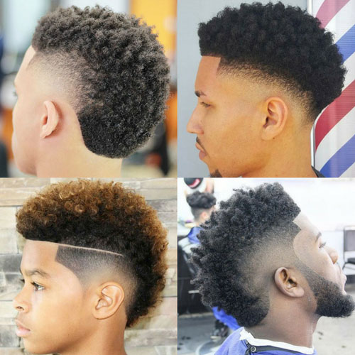 different hairstyles for men