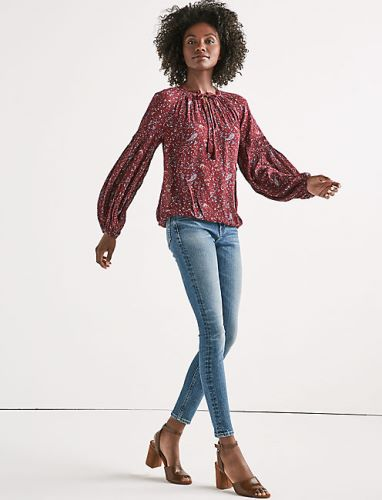 cord lace blouse styles